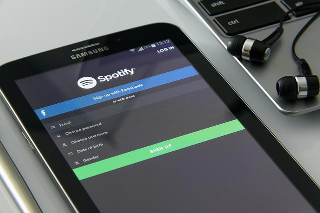 Service de musique en ligne